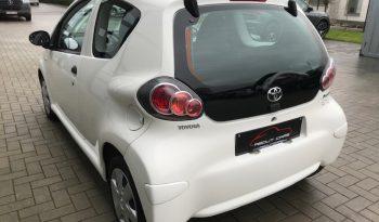 Toyota Aygo full