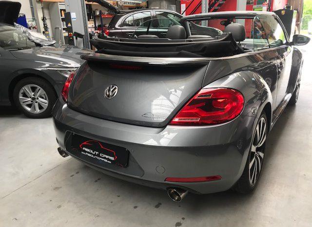 Volkswagen new-beetle full